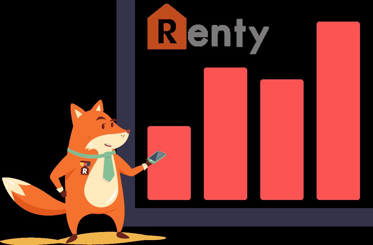 Estadísticas Renty